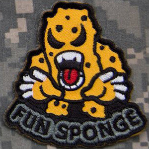 MSM FUN SPONGE - FULL COLOR - Hock Gift Shop | Army Online Store in Singapore