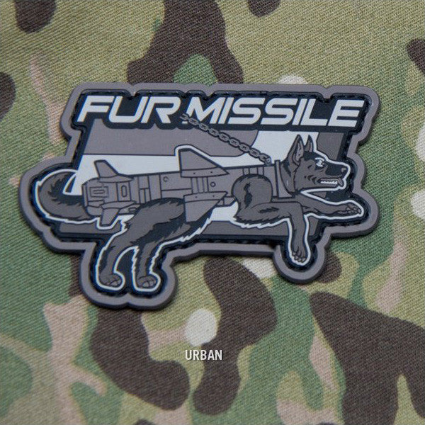 MSM FUR MISSILE PVC - URBAN - Hock Gift Shop | Army Online Store in Singapore