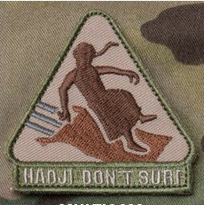 MSM HADJI DON'T SURF - MULTICAM - Hock Gift Shop | Army Online Store in Singapore