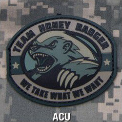MSM HONEY BADGER PVC - ACU - Hock Gift Shop | Army Online Store in Singapore
