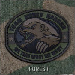 MSM HONEY BADGER PVC - FOREST - Hock Gift Shop | Army Online Store in Singapore