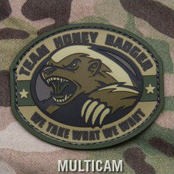 MSM HONEY BADGER PVC - MULTICAM - Hock Gift Shop | Army Online Store in Singapore