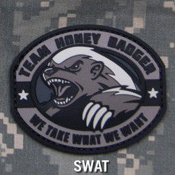 MSM HONEY BADGER PVC - SWAT - Hock Gift Shop | Army Online Store in Singapore