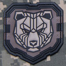 MSM INDUSTRIAL BEAR PVC - URBAN - Hock Gift Shop | Army Online Store in Singapore