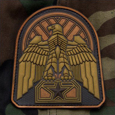 MSM INDUSTRIAL EAGLE PVC - BRONZE - Hock Gift Shop | Army Online Store in Singapore