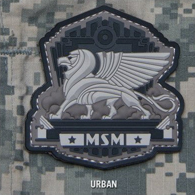 MSM INDUSTRIAL GRIFFIN PVC - URBAN - Hock Gift Shop | Army Online Store in Singapore