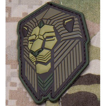 MSM INDUSTRIAL LION PVC - MULTICAM - Hock Gift Shop | Army Online Store in Singapore