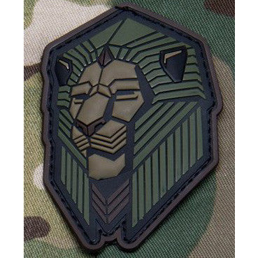 MSM INDUSTRIAL LION PVC - FOREST - Hock Gift Shop | Army Online Store in Singapore