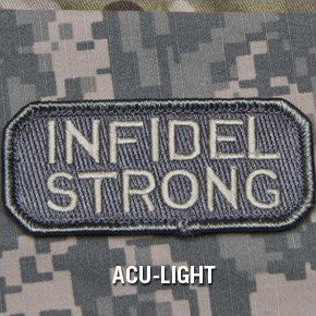 MSM INFIDEL STRONG - ACU LIGHT - Hock Gift Shop | Army Online Store in Singapore