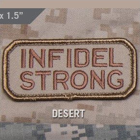 MSM INFIDEL STRONG - DESERT - Hock Gift Shop | Army Online Store in Singapore
