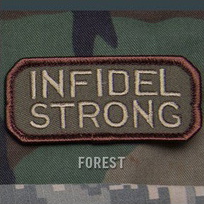 MSM INFIDEL STRONG - FOREST - Hock Gift Shop | Army Online Store in Singapore