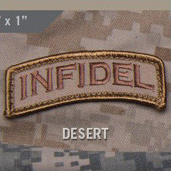 MSM INFIDEL TAB - DESERT - Hock Gift Shop | Army Online Store in Singapore