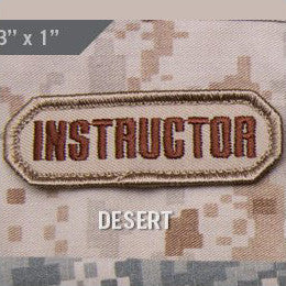 MSM INSTRUCTOR - DESERT - Hock Gift Shop | Army Online Store in Singapore
