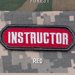 MSM INSTRUCTOR - RED - Hock Gift Shop | Army Online Store in Singapore