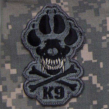 MSM K9 PATCH - ACU DARK - Hock Gift Shop | Army Online Store in Singapore