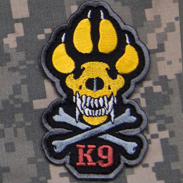 MSM K9 PATCH - FULL COLOR - Hock Gift Shop | Army Online Store in Singapore