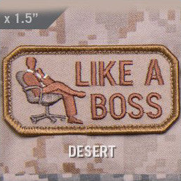 MSM LIKE A BOSS - DESERT - Hock Gift Shop | Army Online Store in Singapore
