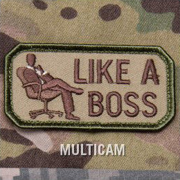 MSM LIKE A BOSS - MULTICAM - Hock Gift Shop | Army Online Store in Singapore
