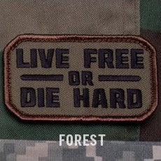 MSM LIVE FREE OR DIE HARD - FOREST - Hock Gift Shop | Army Online Store in Singapore
