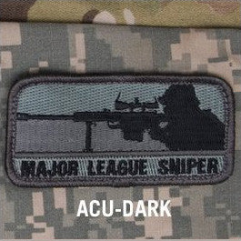 MSM MAJOR LEAGUE SNIPER - ACU DARK - Hock Gift Shop | Army Online Store in Singapore