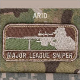 MSM MAJOR LEAGUE SNIPER - ARID - Hock Gift Shop | Army Online Store in Singapore
