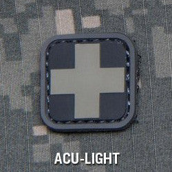MSM MEDIC SQUARE 1 INCH PVC - ACU LIGHT - Hock Gift Shop | Army Online Store in Singapore