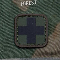 MSM MEDIC SQUARE 1 INCH PVC - FOREST - Hock Gift Shop | Army Online Store in Singapore