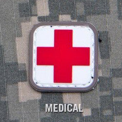 MSM MEDIC SQUARE 1 INCH PVC - MEDICAL - Hock Gift Shop | Army Online Store in Singapore