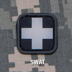 MSM MEDIC SQUARE 1 INCH PVC - SWAT - Hock Gift Shop | Army Online Store in Singapore