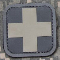MSM MEDIC SQUARE 2 INCH PVC - ACU LIGHT - Hock Gift Shop | Army Online Store in Singapore