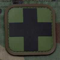 MSM MEDIC SQUARE 2 INCH PVC - FOREST - Hock Gift Shop | Army Online Store in Singapore