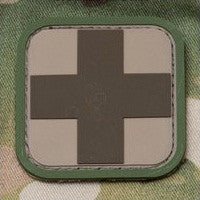 MSM MEDIC SQUARE 2 INCH PVC - MULTICAM - Hock Gift Shop | Army Online Store in Singapore