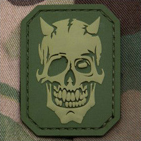 MSM MM DEVIL SKULL PVC - MULTICAM - Hock Gift Shop | Army Online Store in Singapore