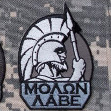 MSM MOLON LABE FULL - SWAT - Hock Gift Shop | Army Online Store in Singapore