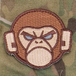 MSM MONKEY HEAD LOGO - ARID - Hock Gift Shop | Army Online Store in Singapore