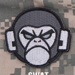 MSM MONKEY HEAD LOGO - SWAT - Hock Gift Shop | Army Online Store in Singapore