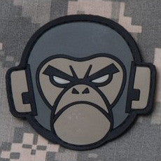 MSM MONKEY HEAD PVC - ACU DARK - Hock Gift Shop | Army Online Store in Singapore