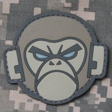 MSM MONKEY HEAD PVC - ACU LIGHT - Hock Gift Shop | Army Online Store in Singapore