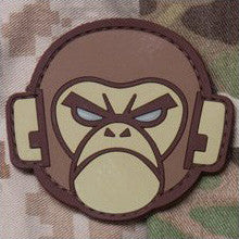MSM MONKEY HEAD PVC - DESERT - Hock Gift Shop | Army Online Store in Singapore