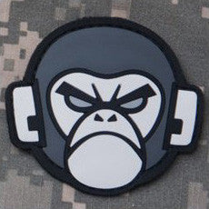 MSM MONKEY HEAD PVC - SWAT - Hock Gift Shop | Army Online Store in Singapore