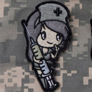 MSM NURSE GIRL - ACU - Hock Gift Shop | Army Online Store in Singapore