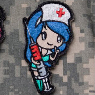 MSM NURSE GIRL - BLUE - Hock Gift Shop | Army Online Store in Singapore
