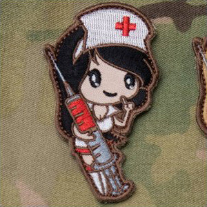 MSM NURSE GIRL - SUBDUED - Hock Gift Shop | Army Online Store in Singapore