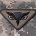 MSM OWL HEAD PVC - ACU - Hock Gift Shop | Army Online Store in Singapore