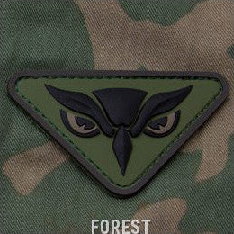 MSM OWL HEAD PVC - FOREST - Hock Gift Shop | Army Online Store in Singapore