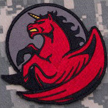 MSM PEGASUS UNICORN - FIRE - Hock Gift Shop | Army Online Store in Singapore