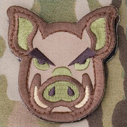 MSM PIG HEAD - ARID - Hock Gift Shop | Army Online Store in Singapore