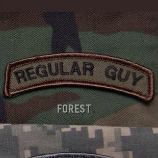 MSM REGULAR GUY TAB - FOREST - Hock Gift Shop | Army Online Store in Singapore