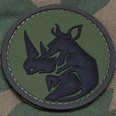 MSM RHINO HEAD PVC - FOREST - Hock Gift Shop | Army Online Store in Singapore