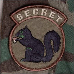 MSM SECRET SQUIRREL - FOREST - Hock Gift Shop | Army Online Store in Singapore